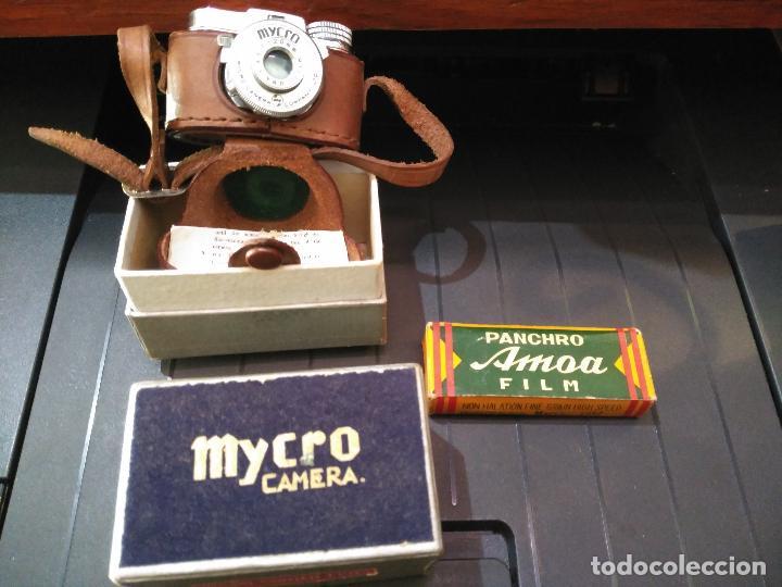 Cámara de fotos: Cámara de fotos ESPIA JAPONESA CON CAJA Y 6 CARRETES NUEVA Precio: 299,00 € - Foto 5 - 118380967