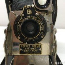 Cámara de fotos: CÁMARA FOTOS KODAK POCKET PREMO. Lote 119564315
