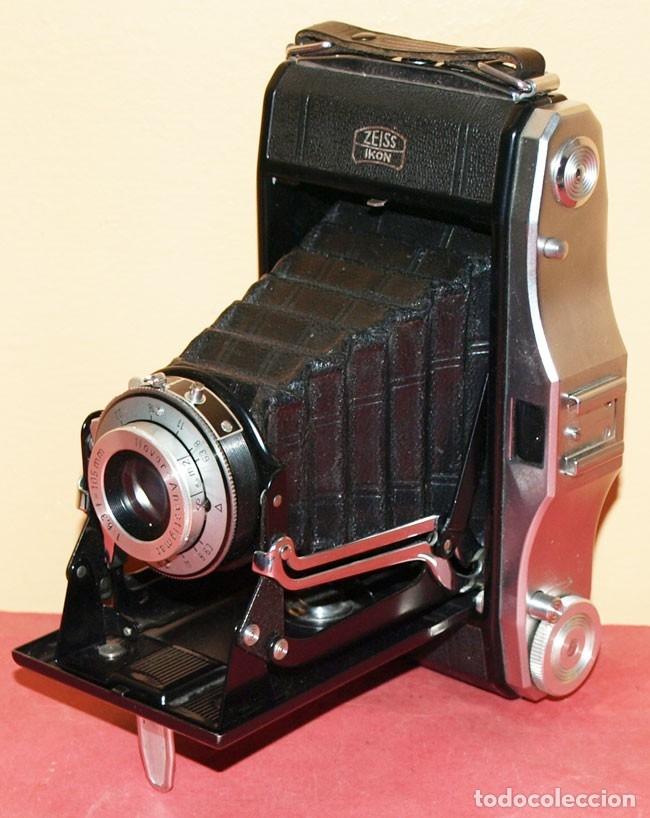 ZEISS IKON NETTAR 515/2 FUELLE (Cámaras Fotográficas - Antiguas (hasta 1950))