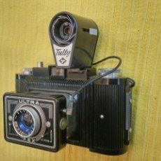 Cámara de fotos: CAMARA FEX.HECHA EN BAQUELITA.(1940). Lote 132332211