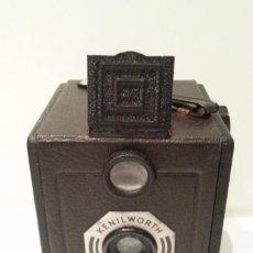 Cámara de fotos: ANTIGUA STANDARD CAMERA KENILWORTH MODEL II FABRICADA EN BIRMINGHAN. Lote 120097599