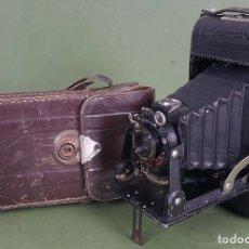 Cámara de fotos: CAMARA FOTOGRAFICA DE FUELLE. VOIGTLANDER BESSA. ALEMANIA CIRCA 1930. Lote 120491563