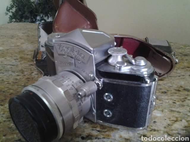 Cámara de fotos: Cámara de fotos Exakta Varex II - Foto 2 - 51441486