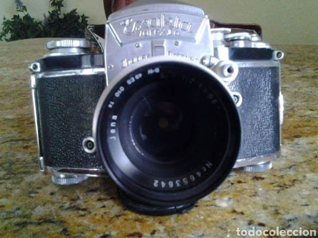 Cámara de fotos: Cámara de fotos Exakta Varex II - Foto 4 - 51441486