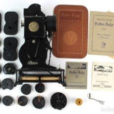 Cámara de fotos: PROYECTOR PATHE BABY 9,5 MM. AÑO 1930.. Lote 121255931