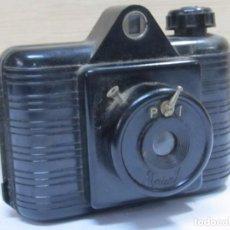 Cámara de fotos: ANTIGUA CÁMARA DE FOTOS UNIVEX - CON SU FUNDA. Lote 121780535