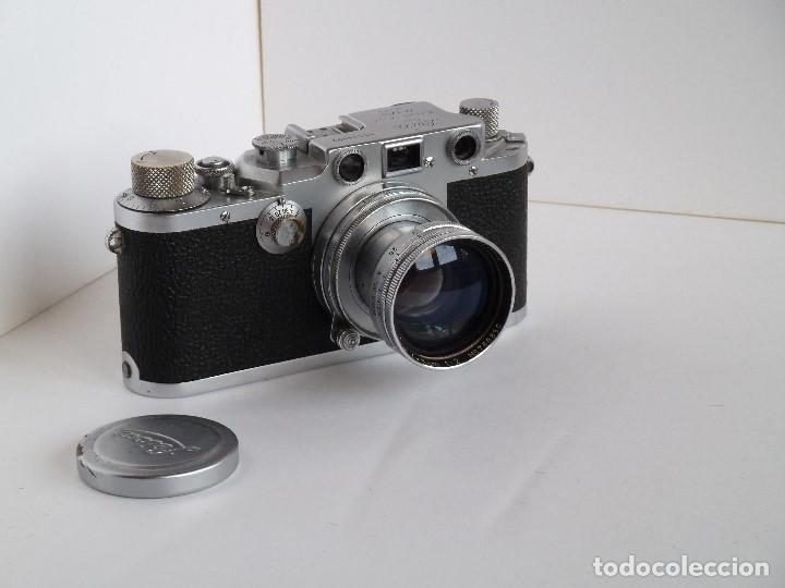 Cámara de fotos: Leica IIIc Año 1950 - Foto 3 - 123819379