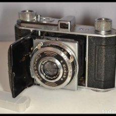 Cámara de fotos: CAMARA KODAK RETINA I TYP. 141 - FUNDA - REF. 1621/5. Lote 124410099
