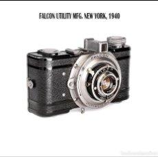 Cámara de fotos: FALCON UTILITY MFG NEW YORK. (MODEL F) ATRAYENTE CÁMARA EN EXCELENTE ESTADO.. Lote 126636551