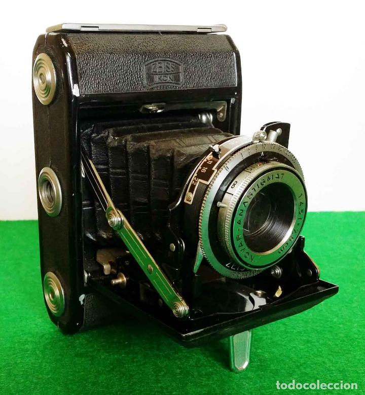 ZEISS IKON IKONTA 521 (Cámaras Fotográficas - Antiguas (hasta 1950))