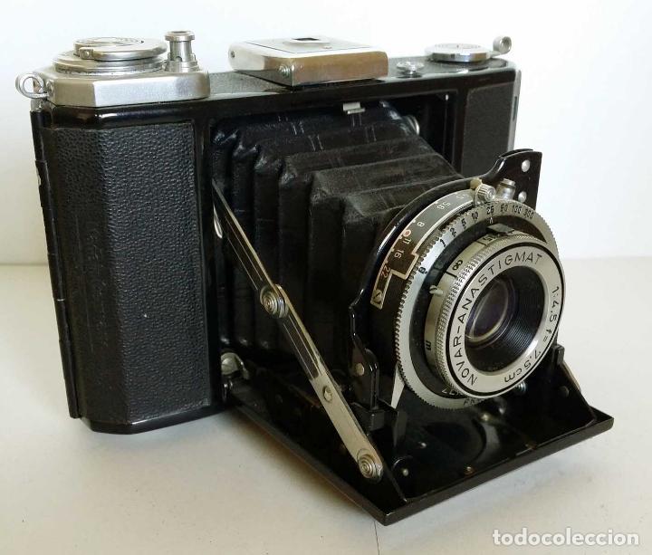 ZEISS IKON IKONTA 521/16 (Cámaras Fotográficas - Antiguas (hasta 1950))