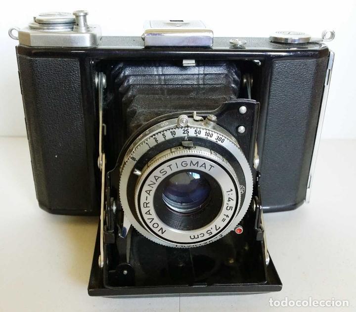 Cámara de fotos: zeiss ikon ikonta 521/16 - Foto 2 - 127762883