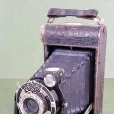Cámara de fotos: CÁMARA FOTOGRÁFICA DE FUELLE KODAK. STUTTGART. ALEMANIA. CIRCA 1915. . Lote 127993719