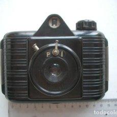 Cámara de fotos: CÁMARA UNIVEX 4,5X6 CARRETE 120 BAQUELITA INTACTA. Lote 128526291