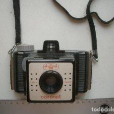 Cámara de fotos: BAQUELITA.127 FILM...CORONET 4X4.. Lote 128704595