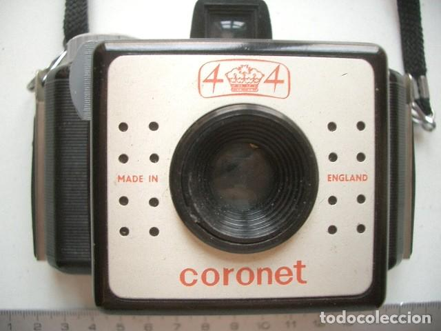 Cámara de fotos: BAQUELITA.127 FILM...CORONET 4x4. - Foto 2 - 128704595