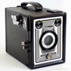 Cámara de fotos: RARA CÁMARA FILMOR BOX VREDEBORCH. GERMANY 1955. Lote 130773804