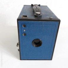 Cámara de fotos - Kodak Brownie Nº 2,modelo F en color azul - 130991020