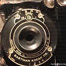 Cámara de fotos: CÁMARA POCKET KODAK NUM. 1. FUELLE. 1926 A 1933.. Lote 131007041