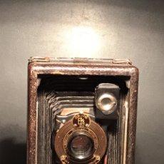 Cámara de fotos: CÁMARA KODAK PREMOETTE NUM. 1A. FUELLE. 1913 A 1918.. Lote 131021880