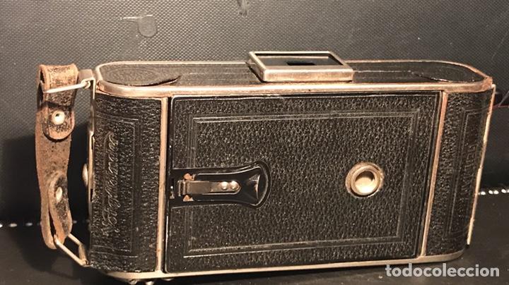 Cámara de fotos: Cámara Voigtlander Bessa. Fuelle. 1931/1949. Alemania - Foto 7 - 131073709