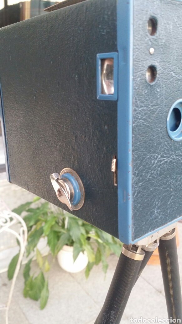 Cámara de fotos: Kodak brownie N ° 2A modelo C - Foto 2 - 131751303
