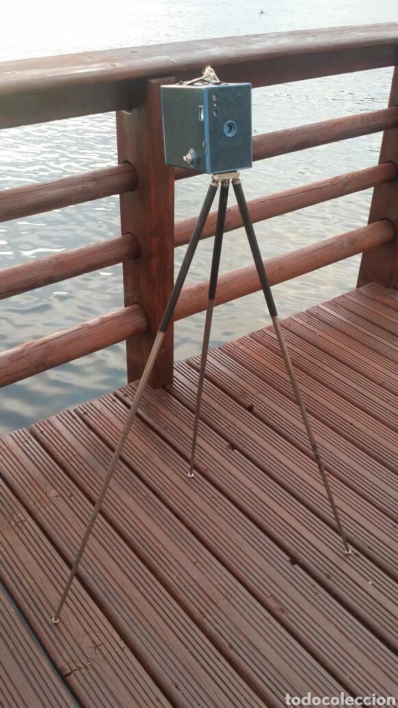 Cámara de fotos: Kodak brownie N ° 2A modelo C - Foto 3 - 131751303