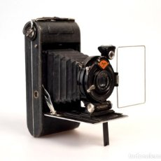 Cámara de fotos: AGFA STANDARD (1928). 6X9 ROLLO 120 (B-2). Lote 132094478