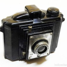 Cámara de fotos: 1940/1950 ANTIGUA CÁMARA CAPTA II DE FABRICACIÓN ESPAÑOLA PARA COLECCIÓN . Lote 132096134