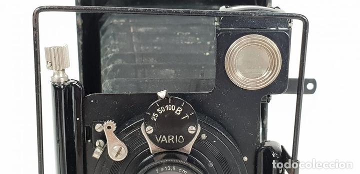 Cámara de fotos: CAMARA FOTOGRÁFICA RODENSTOCK. TRINAR. ANASTIGMAT. VARIO. CIRCA 1930. - Foto 4 - 132451170