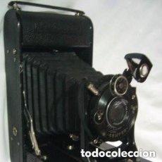 Cámara de fotos: CÁMARA DE FUELLE COMPUR. Lote 132846218