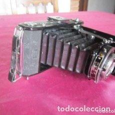 Cámara de fotos: ANTIGUA CAMARA DE FUELLE ZEISS IKON NOVAR-ANASTIGMAT. Lote 132978862