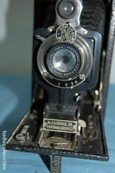 Cámara de fotos: CAMARA FOTOGRAFICA CON FUNDA ORIGINAL - Foto 3 - 133022922