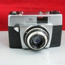Cámara de fotos - PRECIOSA CAMARA DE 35 mm AGFA SILETTE 1 FUNCIONA + FUNDA ORIGINAL - 133967927
