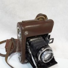 Cámara de fotos: ZEISS IKON IKONTA B DE 1937. Lote 134348754