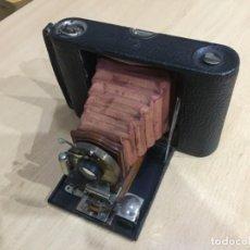 Cámara de fotos: FOLDING POCKET KODAK N 2 MODELO D. Lote 134735126