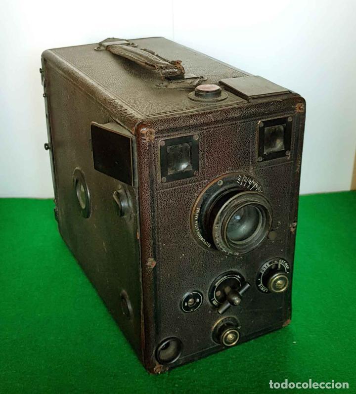 CAMARA DE DETECTIVE C1900 (Cámaras Fotográficas - Antiguas (hasta 1950))