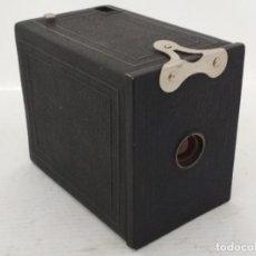 Cámara de fotos: CAMARA DE CAJON Nº0 BROWNIE MOD A - 1916, MADE IN USA, BY EASTMAN KODAK. Lote 135741371