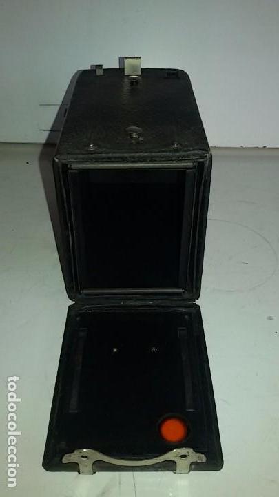 Cámara de fotos: Camara Kodak Brownie nº 2, modelo E - Foto 4 - 102078011