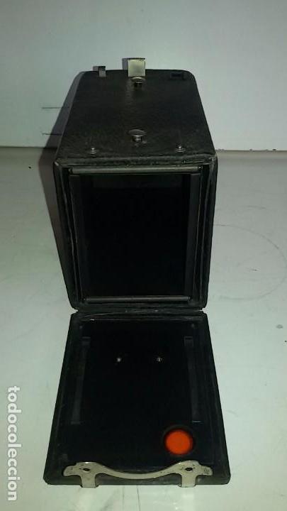 Cámara de fotos: Camara Kodak Brownie nº 2, modelo E - Foto 5 - 102078011