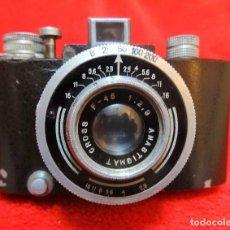 Cámara de fotos: CAMARA FOTOGRAFICA SEM KIM MADE IN FRANCE AÑOS 40. Lote 136221930