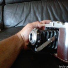 Cámara de fotos: CAMARA DE FOTO ALEMANA AÑOS 50. Lote 136624022