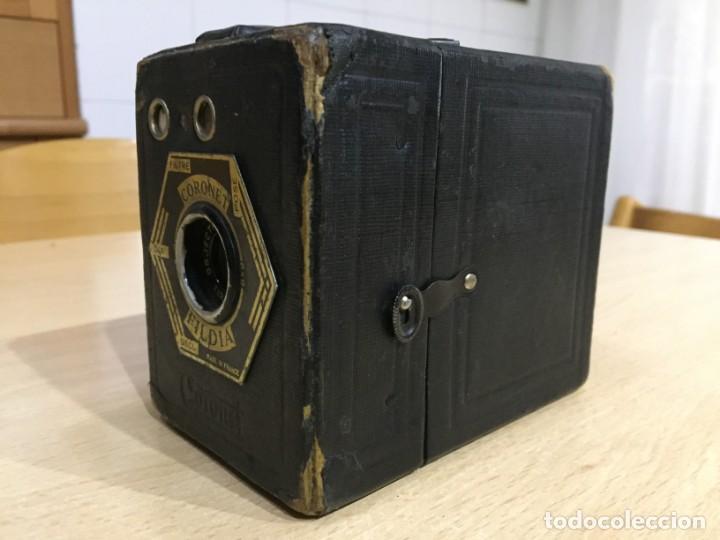 Cámara de fotos: CORONET FILDIA - Foto 3 - 136818998