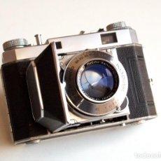 Cámara de fotos: *C1949* • KODAK RETINA II (TYPE 014) TELEMÉTRICA • SCHNEIDER RETINA-XENON F2.0 (PROBADA). Lote 138988074