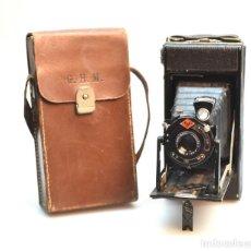 Cámara de fotos: AGFA BILLY - CÀMARA FOTOS DE FUELLES ANTIGUA 1928/31. Lote 139507906