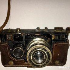 Cámara de fotos: CÁMARA DE FOTOS ANTIGUA (1935) CONTAX I ZEIS IKON. Lote 139535498