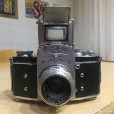 Cámara de fotos: EXAKTA VAREX VX OBJETIVO TESSAR 50MM 2.8. Lote 139957002