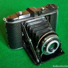 Cámara de fotos: CAMARA AGFA ISOLETTE. Lote 139969338