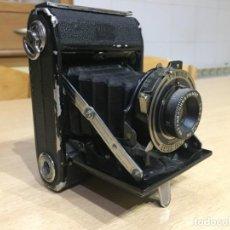 Cámara de fotos: ZEISS IKON IKOTA 521 DEL AÑO 1937. Lote 140065182