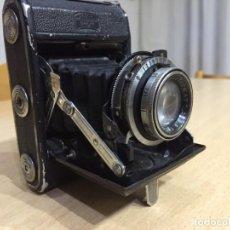 Cámara de fotos: ZEISS IKON NETTAR 515 AÑO 1937. Lote 140065362